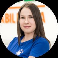 Katarzyna Popiel zdjęcie kobiety specjalisty OLMED