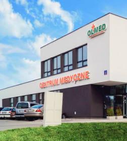 zdjęcie budynku Centrum Medycznego OLMED